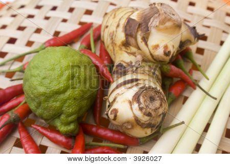 Asian Cooking Ingredients