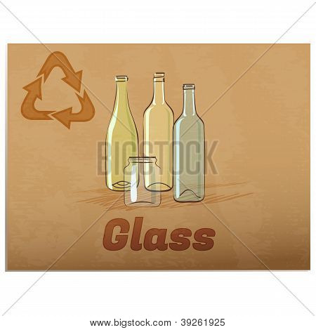 Recycling Glass Memo