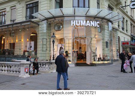 Humanic Shoe Store