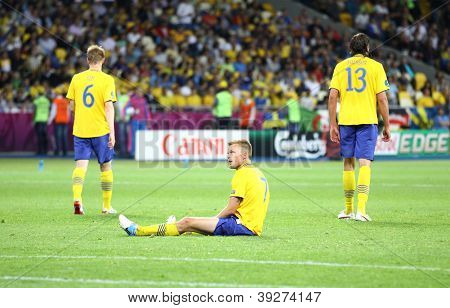 Uefa Euro 2012 Game Sweden Vs England