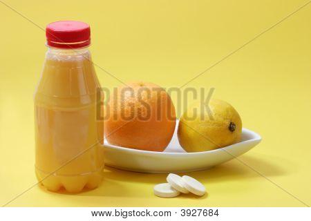 Vitaminas amarillos