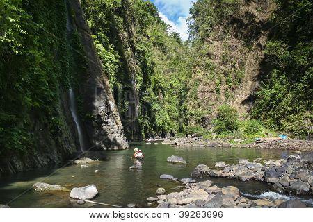 Pagsanjan Falls River Tour Laguna Philippines