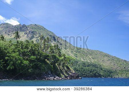 Camiguin Island Volcano Philippines