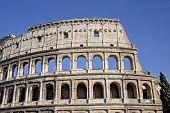 The Colosseum, The World Famous Landmark In Rome, poster