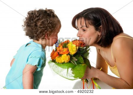 Flowers From The Youngest
