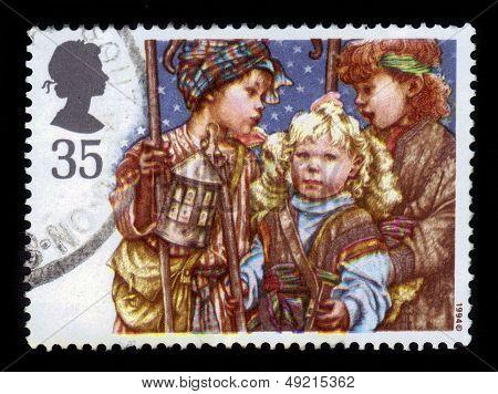 Christmas. Children's Nativity Plays - Shepherds