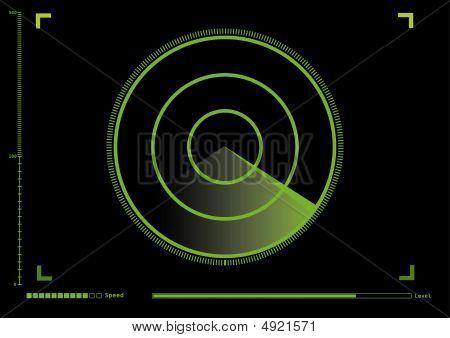Radar Meter