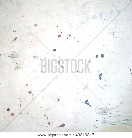 Abstract beige spotted grunge background.