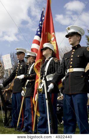 Marine Corps Cadet Youth.