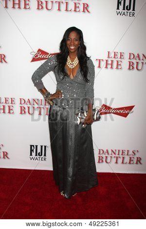 LOS ANGELES - AUG 12:  Shondrella Avery at the