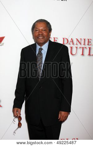 LOS ANGELES - AUG 12:  Clarence Williams III at the