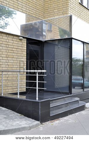 Staircase Entrance