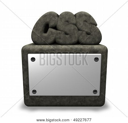 Stone Css