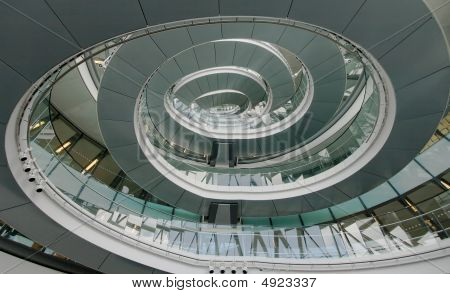 Interior da Câmara Municipal de Londres