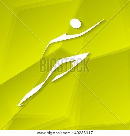 Ícone de corredor