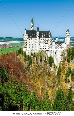 Neuschwanstein Castle (munich) - Bavarian