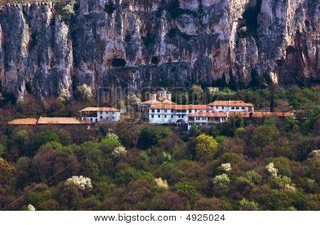 Monastery High In Mountain