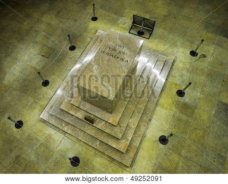 Voortrekker Monument Cenotaph