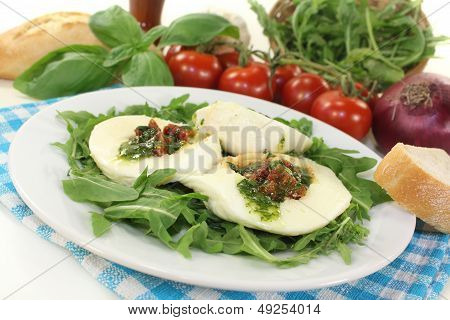 Stuffed Mozzarella