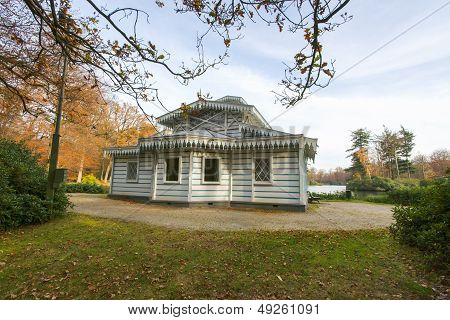 Royal Thea House