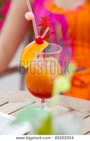Fresh Fruit Coctail
