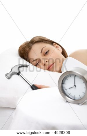 Hated Alarm Clock!