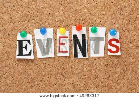 The word Events
