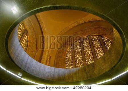 Voortrekker Monument Interior