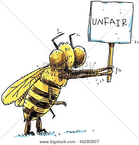 Bee Protest