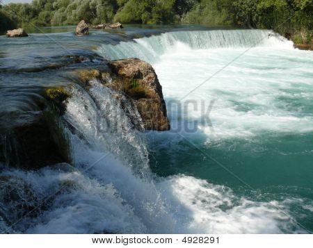 Waterfall Manavgat - Turkey