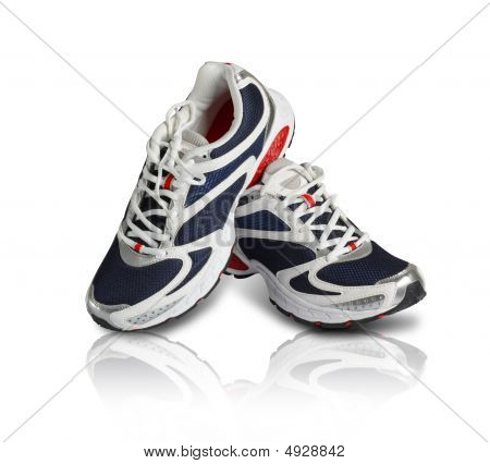 A Pair Of Classy Sports Shoes