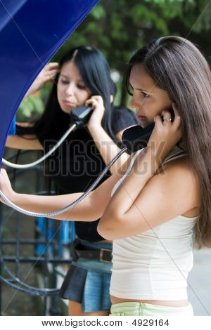 Telephone Lines.