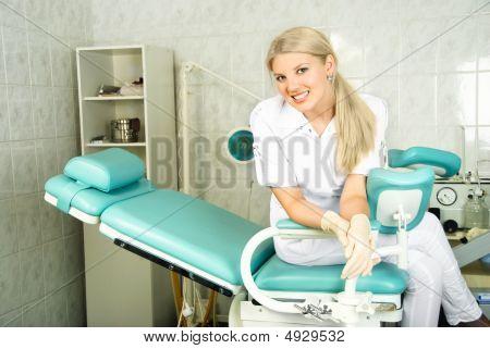 Pretty Gynecologist