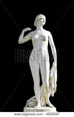 Ancient Classic Greek Statue Of Venus