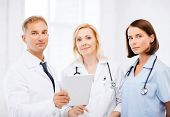 picture of roentgen  - healthcare and technology concept  - JPG