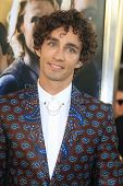 LOS ANGELES - AUG 12: Robert Sheehan at the premiere of Screen Gems & Constantin Films' 'The Mortal