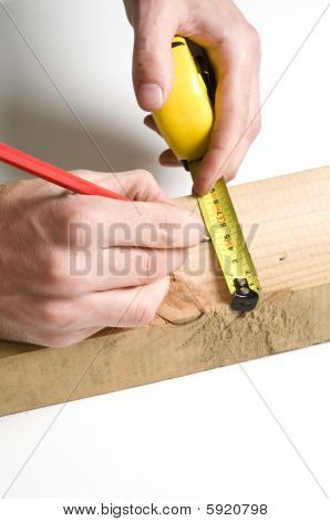 Measuring Woodwork