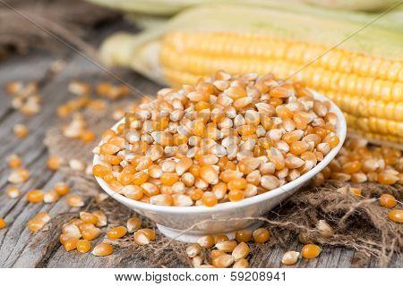 Dried Sweetcorn