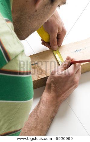 Medición de la carpintería