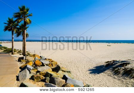 Beach in San Diego
