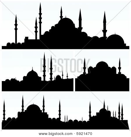 arabesque cityscapes