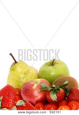 Fruit And Veg Stationary