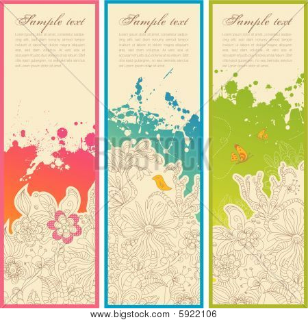 Magic Garden Banners