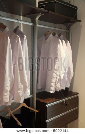 Mens Shirts Wardrobe