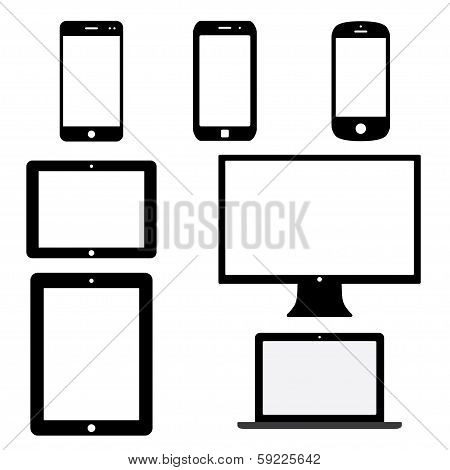 electronic devices poster
