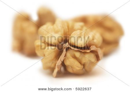 Circassian Walnuts Kernels In The Form Of Brain