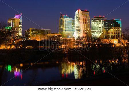 Sacramento à noite