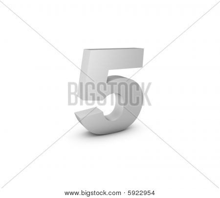 grey number