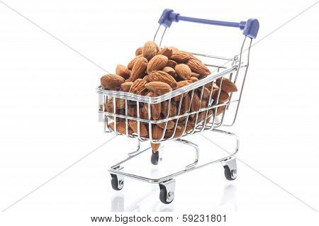 Ply Truck With Peeled Almonds