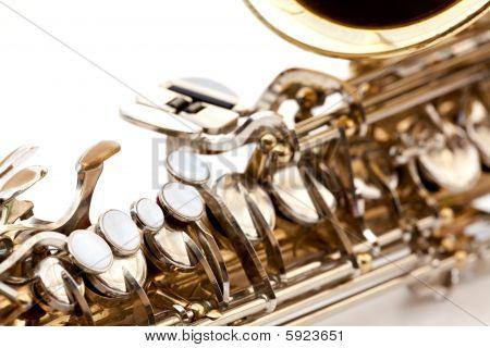 Saxaphone Detail